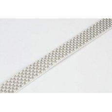 Pasek do zwijacza 14 mm srebrny